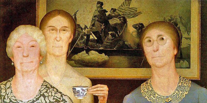 Daughters of the Revolution (photo Bridgeman Images)