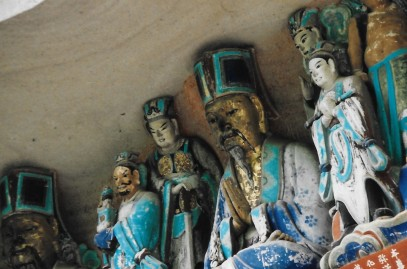 Bleu de Chine (Copyright A. Haut)