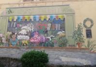 Argelès Village, place de l'Église (Photo A. Haut)