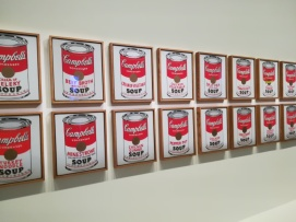 Andy Warhol, Campbell's Soup Cans