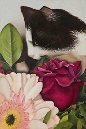 L'amateur de fleurs